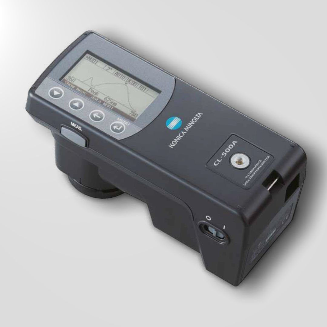 ill 3. Spectrophotometer CL-500A